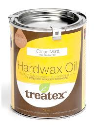 Treatex Hardwax oils Clear matt