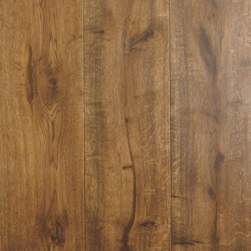 Fine Quality Wide Engineered Oak Flooring Planks 220mm Width x 20mm Thickness x 2400mm Lengths finished with Hardwax Oils - P.ILEE-GFSSTAKI_Walnut 780_