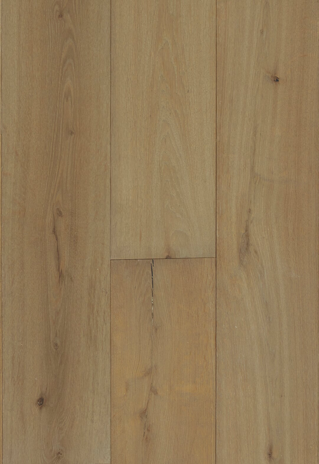 Fine 190mm Wide Engineered Oak Wood Flooring With A Smoked