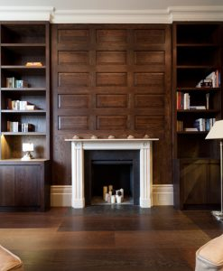 Fine Bespoke Wood Flooring Project - London