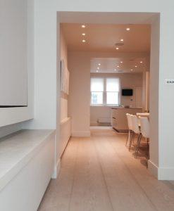 Fine Bespoke Wood Flooring Project - London