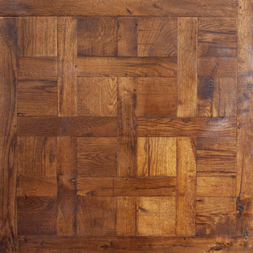 Bespoke Reclaimed Wood Flooring - Chantilly Panels in Engineered or Solid Hardwood Panels from Original Oak Flooring in Wiltshire