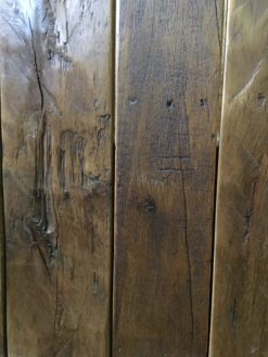 Original Antique Reclaimed Solid Oak Plank Floorboards