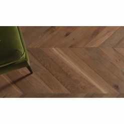 Engineered Oak Chevron Parquet Floors from Original Oak Flooring