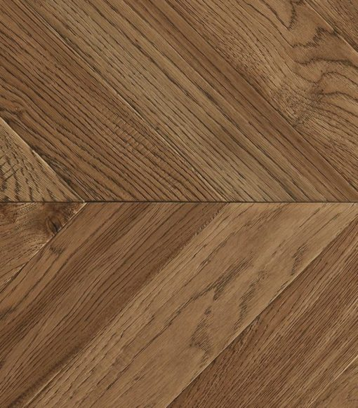 Engineered Oak Chevron Wood Flooring -Husk-detailb