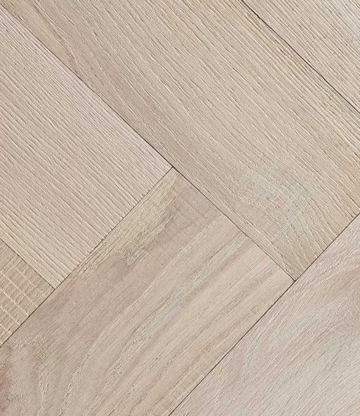 Engineered Oak Herringbone Parquet Wood Flooring -Villes-herringbone-P.MAA.EE (TT)