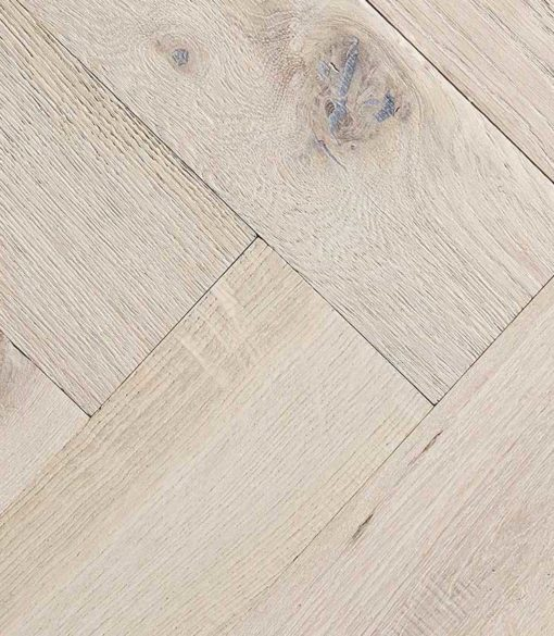 Engineered Oak Herringbone Parquet Wood Flooring detail -Villes-herringbone P.MAA.EE (TT)