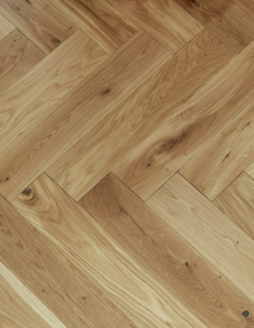 Engineered Oak Herringbone Parquet Wood Floors - Brampton-P.GL.EF (EH)