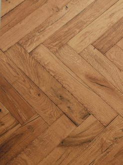 Engineered Oak Herringbone Parquet Wood Floors-Standen-P.IL.CF EH