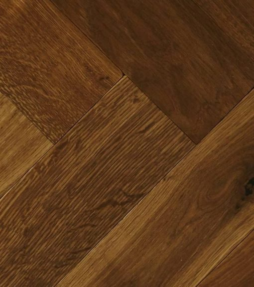 Engineered Oak Herringbone Parquet Wood Floors -Velentre-detail