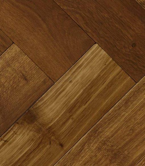 Engineered Oak Herringbone Parquet Wood Floors -Velentre-detail