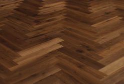 Engineered Oak Herringbone Wood Floors - Aged - Velentre Herringbone (TT)