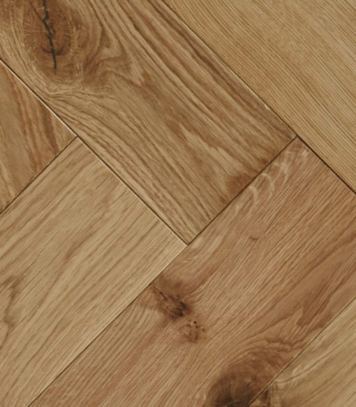 Engineered herringbone Detaila