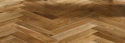Engineered Oak Herringbone Parquet Wood Floors - Parkhurst (TT)