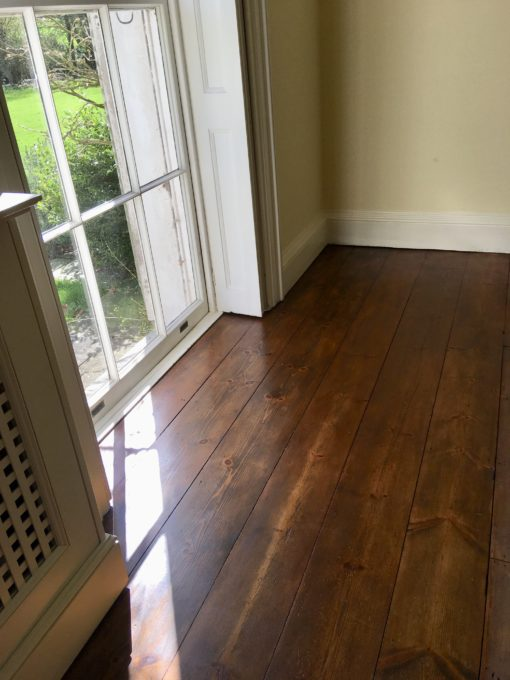 Antique Reclaimed Pine Flooring Floorboards