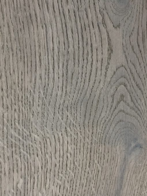 Fine Quality Wide Engineered Oak Wood Flooring Planks finished in a grey natural hardwax oil 220mm width x 20mm thickness x 2400mm lengths available from Original Oak flooring in Wiltshire - Delivery Nationwide - Visit the showrooms to explore large sample display panels. P.CUEE-FSTAKIASPH