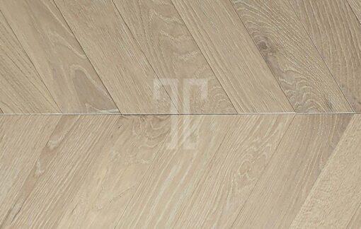Engineered Oak Chevron Parquet Wood Floors cashmere-natural-chevron