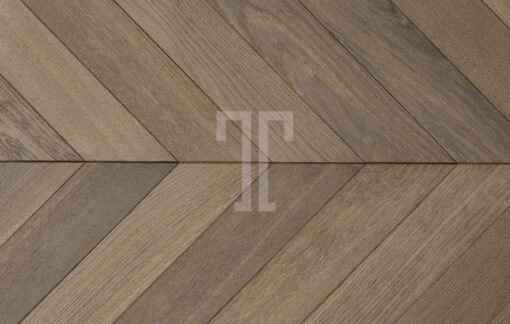 Fine Bespoke Engineered Oak Chevron Parquet Wood Flooring - Ringlet Chevron