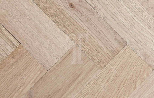 Fine Engineered Oak Herringbone Parquet Wood Floors Chevry Natural Herringbone