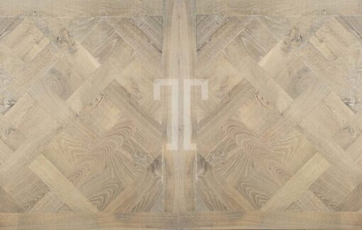 Fine Engineered Oak Versailles Parquet Wood Floors - Lauzes-PDV