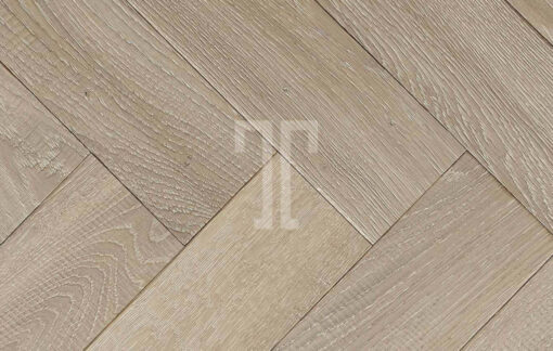 Fine Herringbone Parquet Engineered Oak Wood Floors - Fleece-herringbone