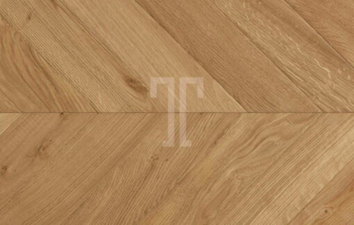Fine Engineered Oak Herringbone Parquet Wood Floors - sugarcane-herringbone-cameo